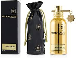 <b>Montale Sliver Aoud</b> Eau De Parfum Spray 50ml: Amazon.com.au ...