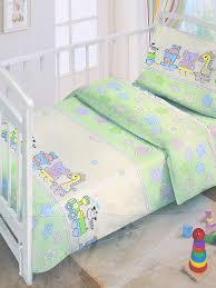 <b>Комплект постельного белья</b> Fun <b>Ecotex</b> Веселый паровозик ...