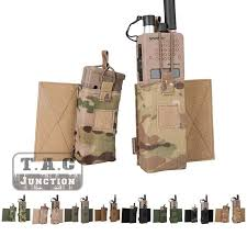 <b>Emerson</b> Tactical MBITR Radio Pouch and M4 <b>Magazine Pouch</b> ...