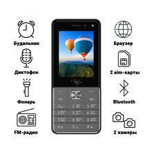 <b>Сотовый телефон ITEL</b> it5250, 2.4'' 320x240, 64MB RAM, 64MB ...