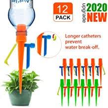 TGTP <b>Plant</b> Self <b>Watering</b> Spikes Devices 12 Pack <b>Automatic</b> ...