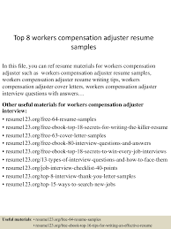 topworkerscompensationadjusterresumesamples lva app thumbnail jpg cb