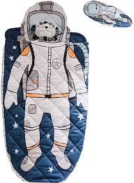 YAYIDAY Kids Sleeping Bag for Children with Pillow ... - Amazon.com