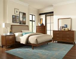 gorgeous light wood bedroom sets on soren contemporary light cherry wood glass 5pc bedroom set w bedroom ideas light wood