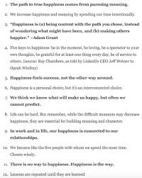 panda notes on happiness and meaning adam rifkin pulse linkedin please share what has resonated from this post and the lessons you have learned about happiness and meaning in the comments of this post on medium