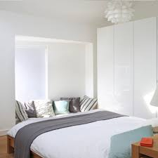 master bedroom inspiration for a contemporary master bedroom remodel in dublin with white walls bedroom wall bed space saving furniture ikea