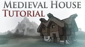 Image result for medieval house