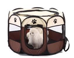2019 <b>Pet Dog Cat Portable Foldable Folding Pet</b> Carrier Tent Fabric ...