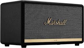 Портативная <b>колонка Marshall Stanmore II</b> Black