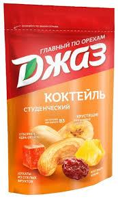 Купить <b>Смесь орехов</b>, сухофруктов и цукатов Джаз коктейль ...