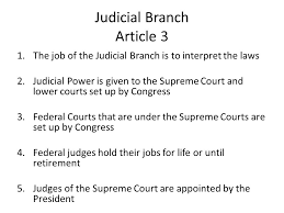 We The People The Six Basic Principles QT Objectives Identify the       Supreme Court Case Study   The Supreme Court s Power of Judicial Review Marbury v  Madison       Background of the Case The election of      transferred