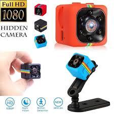 Newest SQ11 <b>mini Camera</b> small <b>cam 720P</b>/1080P Night Vision ...