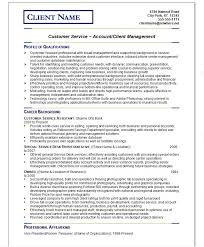 Resume Writing Guild   Customer Service   Resume Example  Sample     Example Resume diaster   Resume And Cover Letters