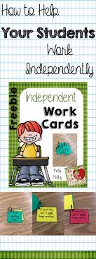an apple for the teacher how to help your students work independently how to help your students work independently