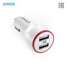 <b>Автомобильное зарядное устройство Anker</b> A2310G21 usb ...