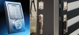 Schlageu002639s Bluetooth Lock Turns Your Smartphone Into Front Door Key