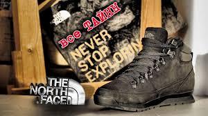 Обзор <b>ботинок The North Face</b> Back To Berkeley Redux - YouTube