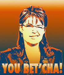 Nick Broomfield gaat naar Wasilla, Alaska om een portret te maken van Sarah Palin (1964), die vice-president moest worden onder McCain in 2008, ... - sarah-palin-you-betcha2