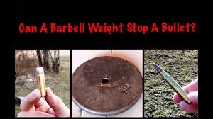 Can A Barbell <b>Weight</b> Stop A Bullet? - YouTube