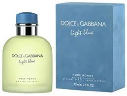 D & G <b>Light Blue</b> By <b>Dolce & Gabbana</b> For Men, Eau <b>De</b> Toilette ...