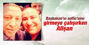 Alişan'ın Başbakan'lı Selfie'ye girme çabası