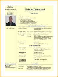 cv commercial lettre administrative cv commercial preview cv technico commercial ph 1 5