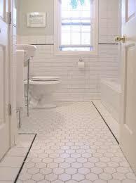 white bathroom floor:  amazing decoration white bathroom floor tile exciting white tile bathroom floor mindbodyandspirit elegant  ideas