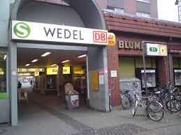 Wedel station