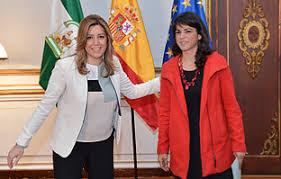 Resultado de imagen de sUSANA dIAZ Y TERESA RODRIGUEZ
