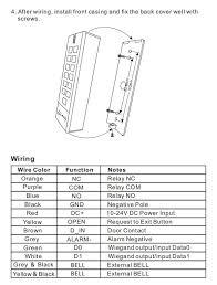 <b>RFID</b> Access Control System Device Machine 1000 User Wiegand ...