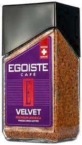 <b>Кофе растворимый EGOISTE</b> Velvet Freeze Jar ...