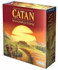 <b>Настольная игра</b> HOBBY WORLD Catan — купить по выгодной ...