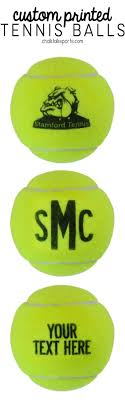 best ideas about tennis gifts tennis party custom printed tennis balls great tennis gift idea for birthdays team gifts coach