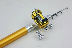 2019 Hot Sale <b>Mini</b> Fishing Rod <b>Portable Pocket Telescopic</b> ...