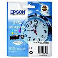 Набор <b>картриджей 27XL</b>/ C13T27154020 (для <b>Epson</b> WorkForce ...