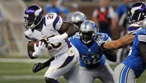 Vikings Adrian Peterson looks great and will look even better against the Saints defense.