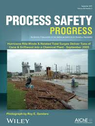 Process Safety Progress: Vol <b>33</b>, No <b>1</b>