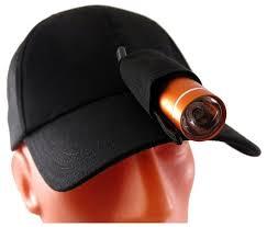 Ручной <b>фонарь SOLARIS T</b>-<b>5</b> с бейсболкой — купить по выгодной ...