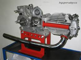 ingegneria d epoca the handbook of classic engineering periodic interesting dondolino engine dynamometer tests varying the intake horns and the exhaust configuration also testing different kind of silencers made in