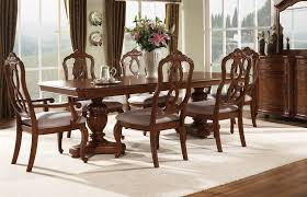 traditional dining room ideas with wooden dining table beautiful dining room furniture