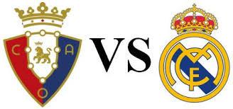 Prediksi Osasuna vs Real Madrid - 1 Apr 2012 - Liga Spanyol