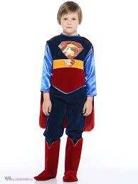 "<b>Карнавальный костюм</b> ""Супермен"" <b>Батик</b> 2089946 в интернет ..."