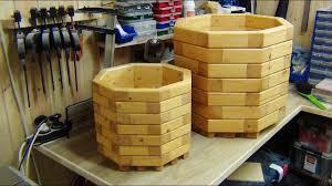 <b>Кашпо</b> для цветов. DIY Wooden Planter Box. <b>Кашпо</b> - YouTube