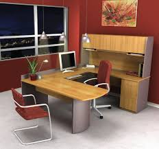 amazoncom bestar furniture 52412 68 executive u shaped workstation with three drawers with two locks in cappuccino cherry kitchen dining bestar office furniture innovative ideas furniture