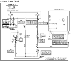 mitsubishi 3000gt ignition wiring diagram mitsubishi wiring 1991 mitsubishi 3000gt gto electrical system wiring diagram
