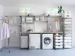 Small Laundry Ideas 10 Clever Storage Ideas For Your Tiny Laundry Room Hgtvs