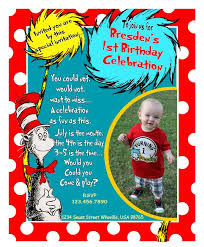 Dr Seuss Birthday Invitations Wording | Drevio Invitations Design via Relatably.com