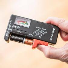 AAA/AA <b>Battery Testers</b> | eBay