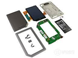 nook tablet teardown ifixit