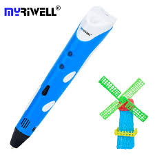 2019 <b>Myriwell 3D Pen Myriwell 1ST</b> Generation Magic Pens 1.75mm ...